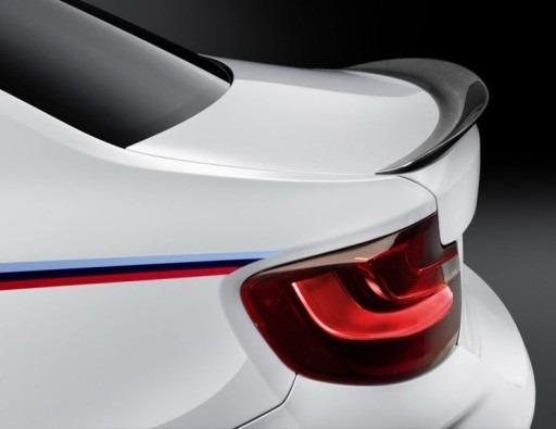 Nowy Oryginalny Spoiler Nakładka Lotka Zderzak Tył Carbon M-performance  BMW M2 F87 51622331541