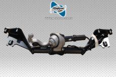 1x Nowy Oryginalny Hak Holowniczy Elektryczny Kulowy Kompletny z Przetwornicą i Przyciskami Volkswagen Touareg 760.803.881E