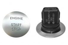 1x Nowy Oryginalny Przycisk Włącznik Engine Start Stop Keyless-Go Infiniti Q30 Q30S QX30 A2215450714