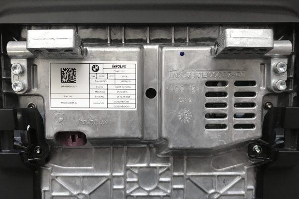 Nowy Ory. Monitor Wyświetlacz Display 10,2 Tylny Bmw  5 G30 G31 7 G11 G12 X5 F15 X6 F16 65506815911 , 6815911