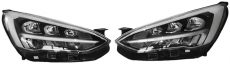 2x Nowe Oryginalne Full Led Reflektory Kompletne Lewa i Prawa Strona Ford Focus MK4 JX7B-13E015-AB