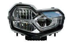 1x Nowy Ory, Reflektor Full Led Kompletny Bmw K80 F750 GS K81 F850 GS K82 F850 GS Adventure 63128557220