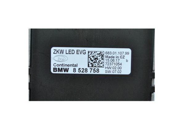 Nowy Oryginalny Moduł Led Sterownik Główny Przetwornica ZKW Continental BMW K50 K51 63128528758