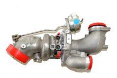 1x Nowa Oryginalna Turbina Turbosprężarka Prawa Strona Mercedes W205 C205 W212 W213 W207 C207 W218 A2760901280