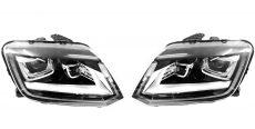 2x Nowe Oryginalne Reflektory BiXenon VW AMAROK Kompletne Prawy i Lewy 2H3941031