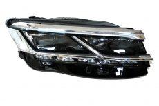 1x Nowy Oryginalny Reflektor Full Led Matrix Prawa Strona VW Touareg 2018 761941082