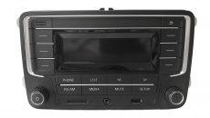 Nowe Oryginalne Radio Harman SD USB VW T6 Transporter 7E Caddy 2K5 7F0035153