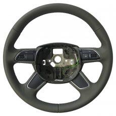 Nowa Oryginalna Kierownica bez Poduszki Powietrznej Skóra / Wielofunkcyjna Audi Q3 8U0419091T