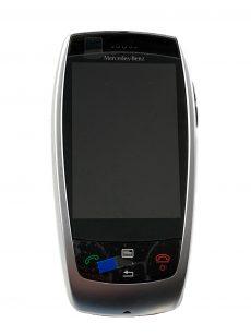 1x Nowy Oryginalny Telefon Słuchawka z Ekranem Dotykowym Mercedes S-KLASA W222  A2228200635