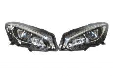 2x Nowe Oryginalne Reflektory Full Led High Performance Prawy i Lewy Mercedes CLA W117 A117 A1178206761