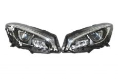 2x Nowe Oryginalne Reflektory Full Led High Performance Komplet Mercedes CLA W117 A117 A1178206761