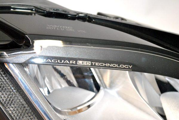 2x Nowe Reflektory Lampy Full LED USA Jaguar XF X260 F-PACE X761