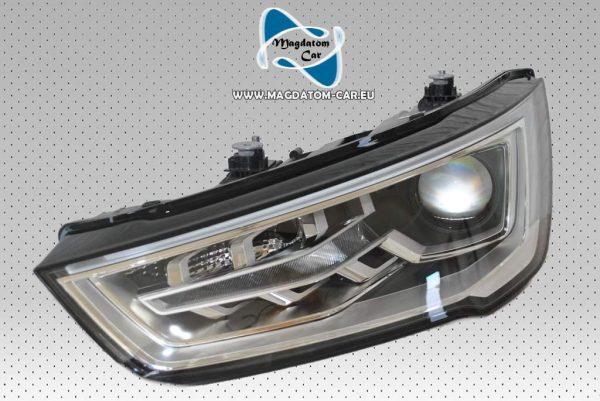 2x Nowe Oryginalne Reflektory Lampy Bixenon Xenon Led Do Audi A1 S1 8X Facelift 8XA941006