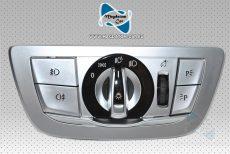 Oryginalny Panel Sterowania Przełącznik Świateł BMW 7` G11 G12 9350606