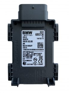 66326893736 6893736 Radar sensor short range Bmw